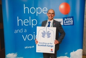 LEZ an important step towards cleaner air for Scotland - Joseph Carter, British Lung Foundation