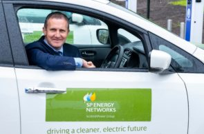 First EV charging hub delivered through Project PACE