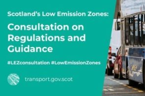Share your views on Scotland's Low Emission Zones