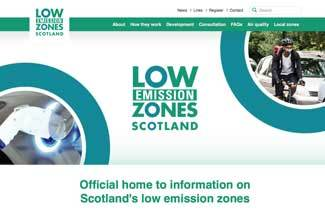 Continued progress for Low Emission Zones